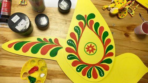 Проект Folk Ukraine: Новый год 2017
